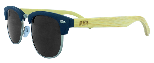 Moana Rd: Forsyths Sunglasses - Blue/Green