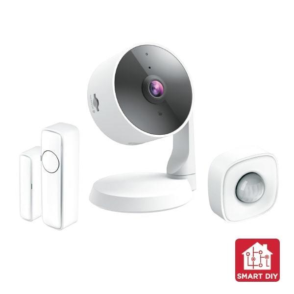 D-Link DCS-8331KT Smart Home DIY Security Starter Kit