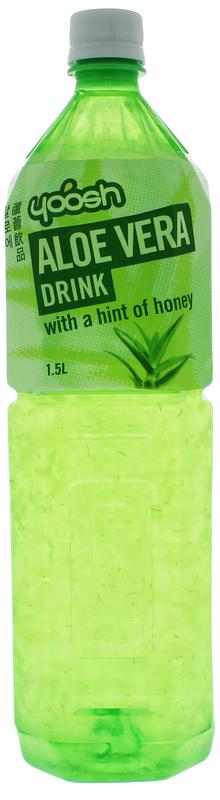 Yoosh Aloe Vera Drink 1.5L 12pk