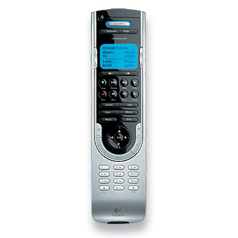 Logitech Harmony 520 Advanced Universal Remote image