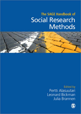 The SAGE Handbook of Social Research Methods image