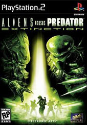 Aliens vs Predator Extinction for PS2