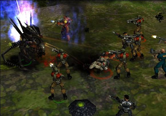 Aliens vs Predator Extinction for PS2 image