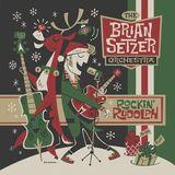 Rockin Rudolph by Brian Setzer