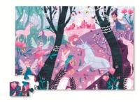 Crocodile Creek: Unicorn Forest Puzzle - 36pc