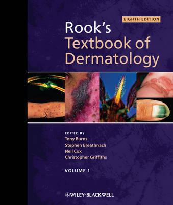 Rook's Textbook of Dermatology image