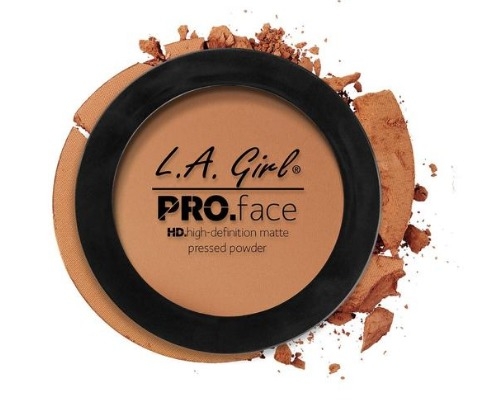 LA Girl HD Pro Face Powder - Toffee