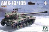 Takom: 1/35 AMX-13/105 Model Kit