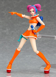 Figma Space Channel 5: Ulala (Exciting Orange Ver.) - Action Figure