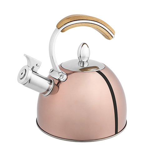 Pinky Up: Presley Tea Kettle - (Rose Gold)