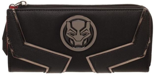 Marvel: Black Panther - Zip Around Wallet