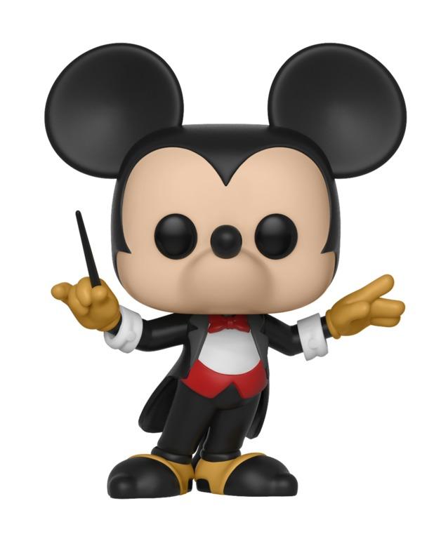 Disney: Conductor Mickey - Pop! Vinyl Figure