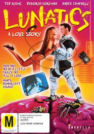 Lunatics: A Love Story on DVD