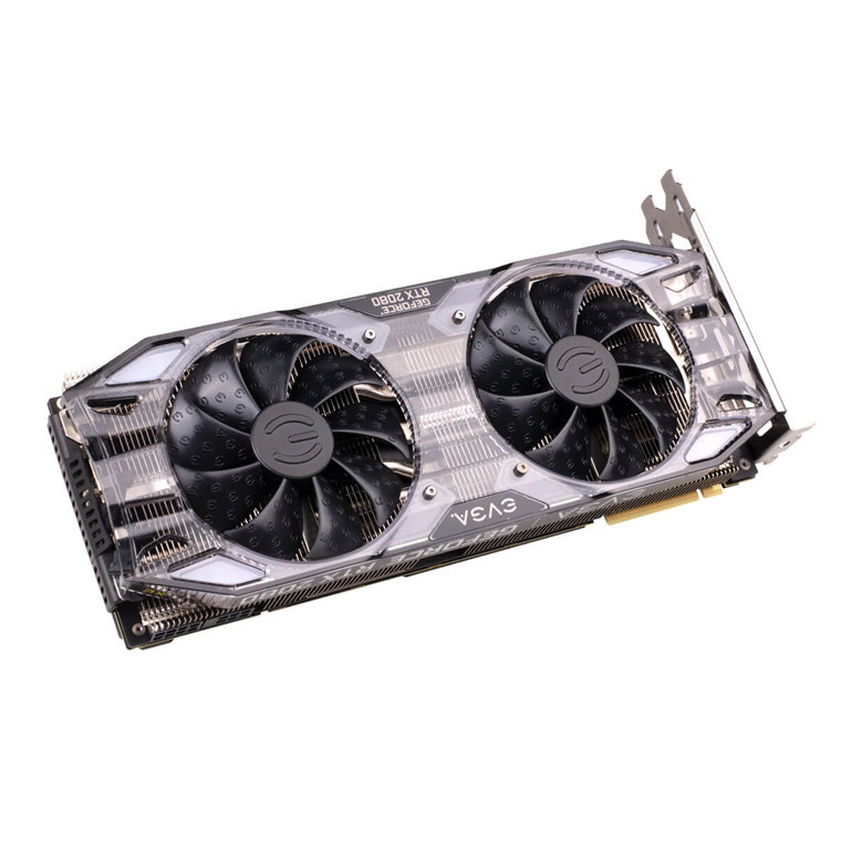 EVGA GeForce RTX 2080 XC 8GB GDDR6 Gaming Graphics Card image