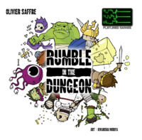 Rumble In The Dungeon - Board Game