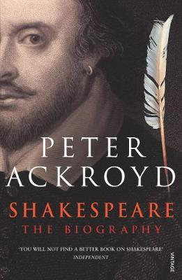 Shakespeare by Peter Ackroyd image