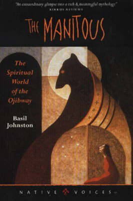 The Manitous by Basil Johnston image