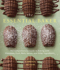 The Essential Baker by Carole Bloom image