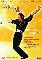 Peter Allen - The Boy From Oz on DVD