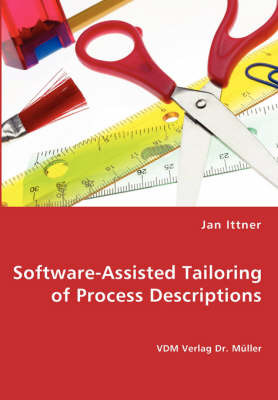 Software-Assisted Tailoring of Process Descriptions by Jan Ittner image