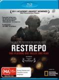 Restrepo on Blu-ray