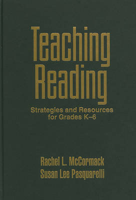 Teaching Reading by Rachel L McCormack image