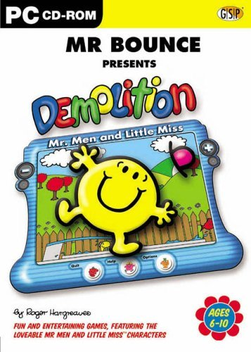 Mr. Bounce Presents Demolition for PC Games
