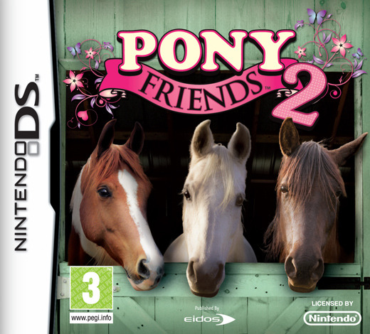 Pony Friends 2 for Nintendo DS