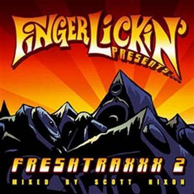 Finger Lickin' Presents Freshtraxxx 2 by Various