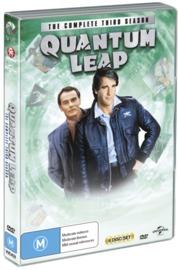 Quantum Leap - Season 3 on DVD