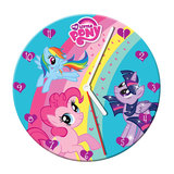 My Little Pony Friendship is Magic 35cm Wooden Clock