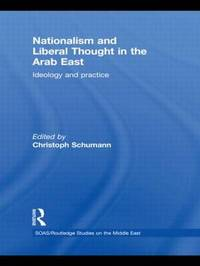 Nationalism and Liberal Thought in the Arab East image
