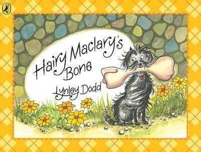 Hairy Maclary's Bone by Lynley Dodd