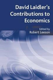 David Laidler's Contributions to Economics image