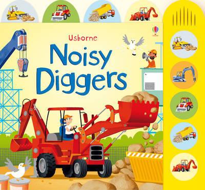 Noisy Diggers by Sam Taplin