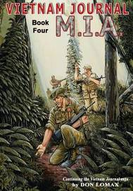Vietnam Journal Book Four by Don Lomax