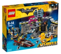 LEGO Batman Movie - Batcave Break-in (70909) image