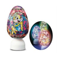 Disney: Puzzle Lantern Egg - Jewel Chip & Dale
