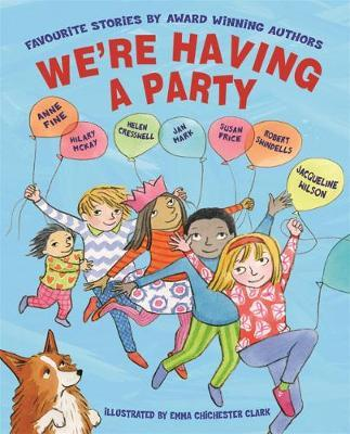 We're Having a Party! by Helen Cresswell