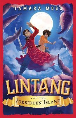 Lintang and the Forbidden Island by Tamara Moss image