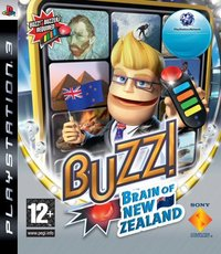 Buzz! Brain of New Zealand for PS3
