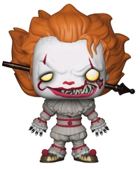 IT (2017) - Pennywise (Wrought Iron) Pop! Vinyl Figure image