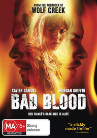 Bad Blood (2017) on DVD