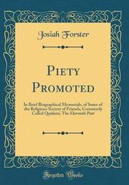 Piety Promoted by Josiah Forster
