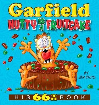 Garfield Nutty as a Fruitcake by Jim Davis