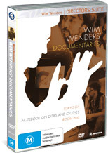 Wim Wenders' Documentaries (3 Disc Set) on DVD