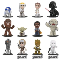 Star Wars - Episode V The Empire Strikes Back Mystery Minis [Hot Topic Ver.] (Blind Box)
