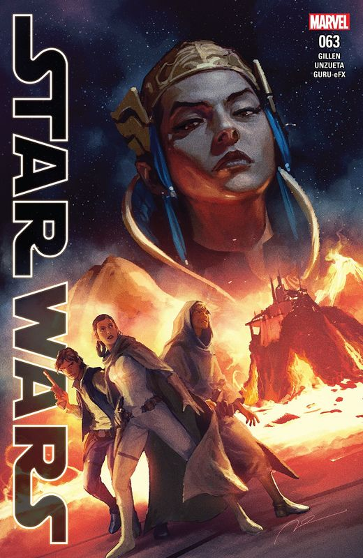 Star Wars - #63 by Kieron Gillen