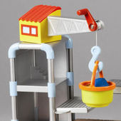 Bob the Builder: Take Along Electronic Construction Site Dough Playset
