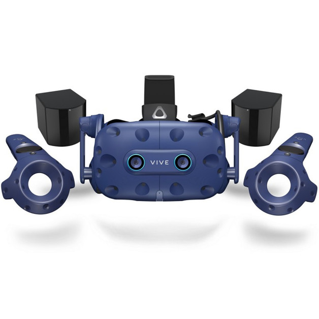 HTC: VIVE Pro EYE Virtual Reality Kit